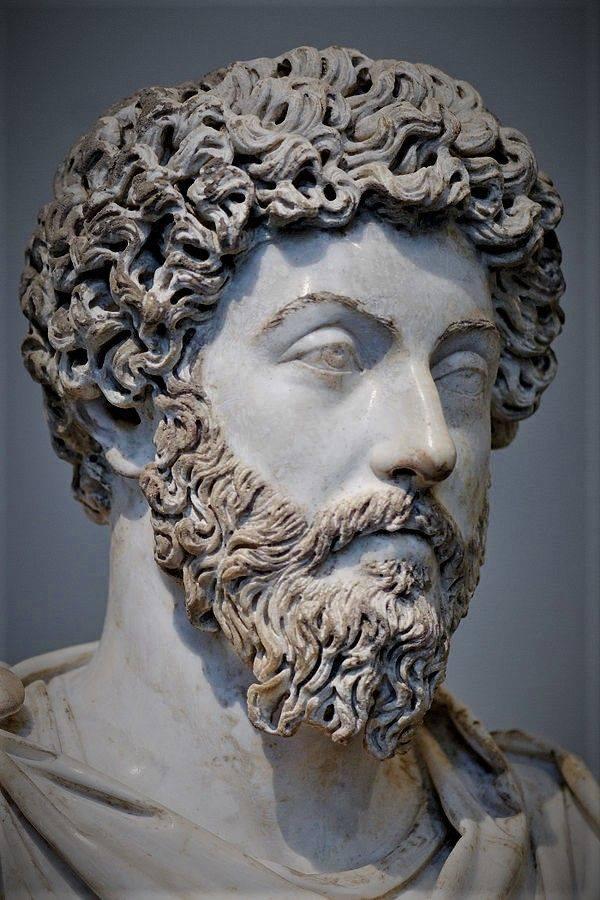 Marco Aurelio - Imperador e filósofo Estoico