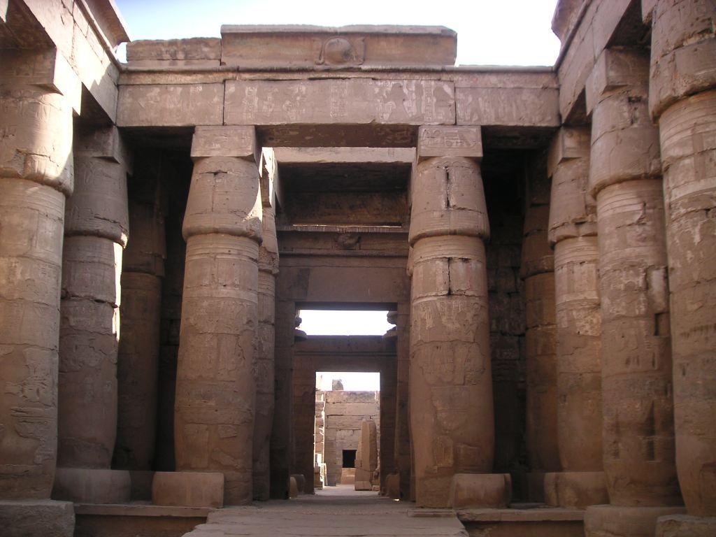 Templo de Khonsu - Karnak