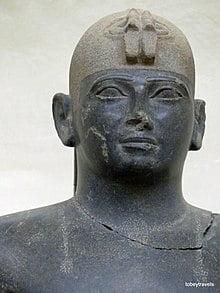 Faraó Kushita Taharqa