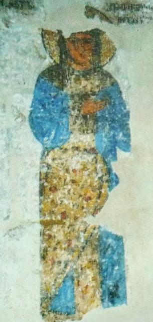 Borena - Mãe de Maria Bragationi