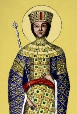 Maria Bagrationi - Imperatriz Bizantina