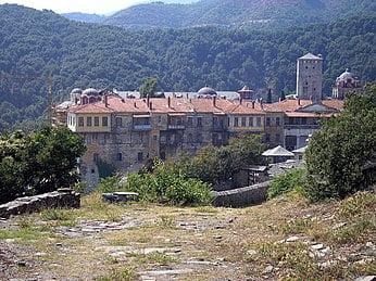 Mosteiro de Athos