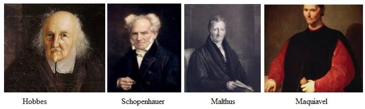 Canalhas da filosofia